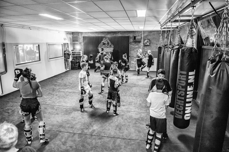 Kickboxing Groningen – Kickboksen in Groningen